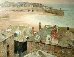 The Old Harbour, St Ives