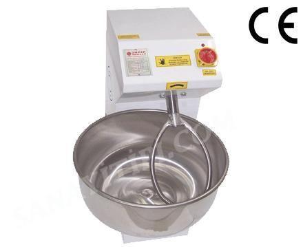 10 kg. hamur yoğurma makinası » 10 kg Hamur Yoğurma Makinaları - Sanayi tipi