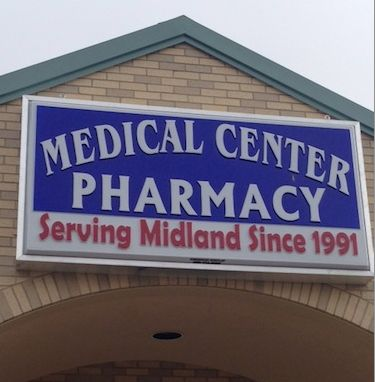 """Let us show you the """"Medical Center Pharmacy difference!"""" #mcpharmacy #midlandpharmacy"""