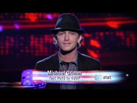 MICHAEL_GRIMM - (FINAL PERFORMANCE!) 'When A Man Loves A Woman' - AMERICAS GOT TALENT 2010 - YouTube