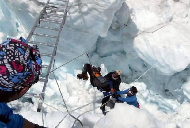 Kecelakaan Terburuk, 13 Pendaki Tewas di Gunung Everest. Sherpa