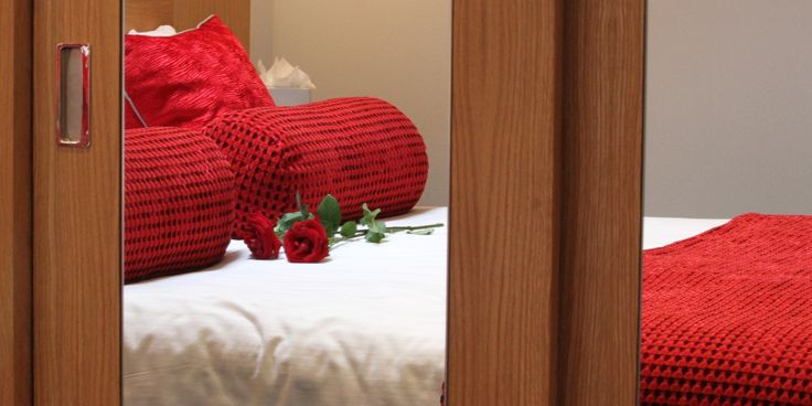 The Howard Garden Mews bedrooms.Book this #Edinburgh #apartment today at www.thehoward.com