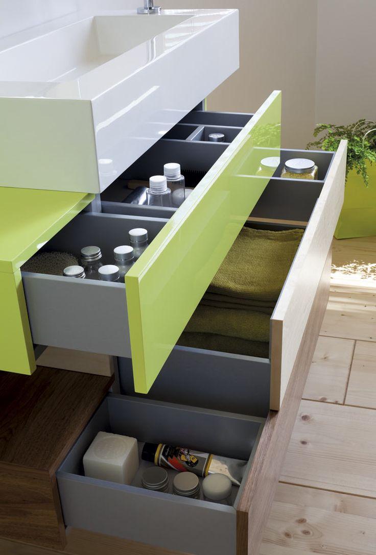 Meubles salle de bains ludiques sanijura pacific espace for Aubade france salle de bain