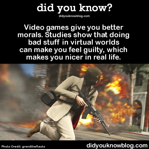 are video games bad for you Video games are bad video games are just a big distraction for you and diverts your attention from your studies many studies have shown that playing video games makes children less intelligent than those children who don't play.