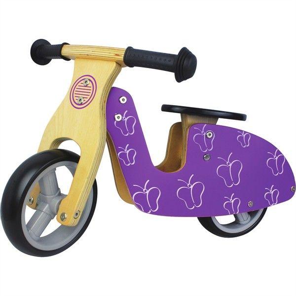 Butterfly Mini Balance Bike