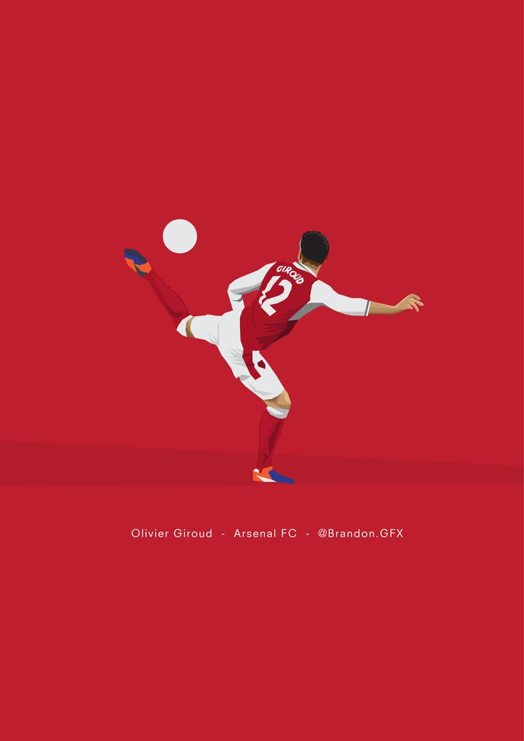 Olivier Giroud- Mr. Scorpion