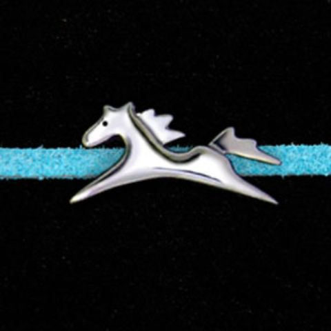 Run Free - Horse Bracelet http://www.equinetrader.co.nz/directory/wild-hooves-gifts/