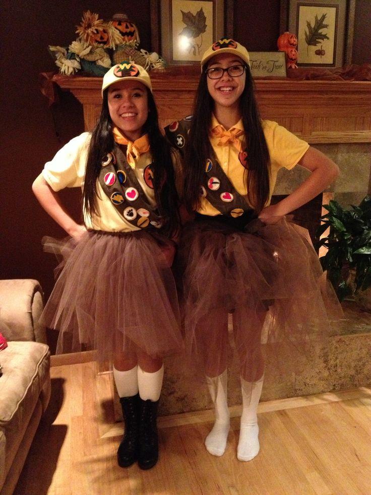 Halloween costume ideas wilderness explorers from up