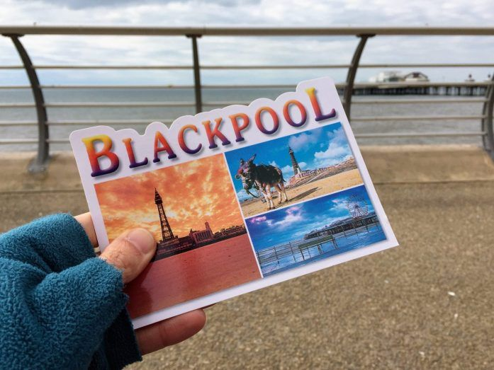 A day holiday to Blackpool | The Urban Wanderer | Manchester based Outdoor and Travel Blog