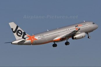 VH-VQG - Jetstar Airways Airbus A320 photo (949 views)