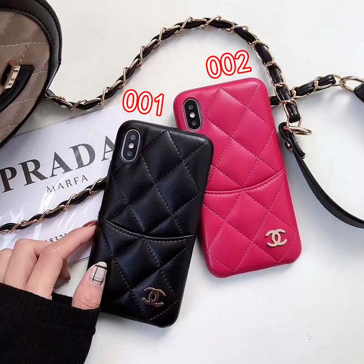 2020 的 新品 シャネル Iphonexs Xs Maxカバー ジャケット型 背面カード収納 Chanel Iphonexr Xケース スマホハードカバー セレブ愛用 Iphone8 7plusケース モノグラム押し女性向け オシャレ 主题
