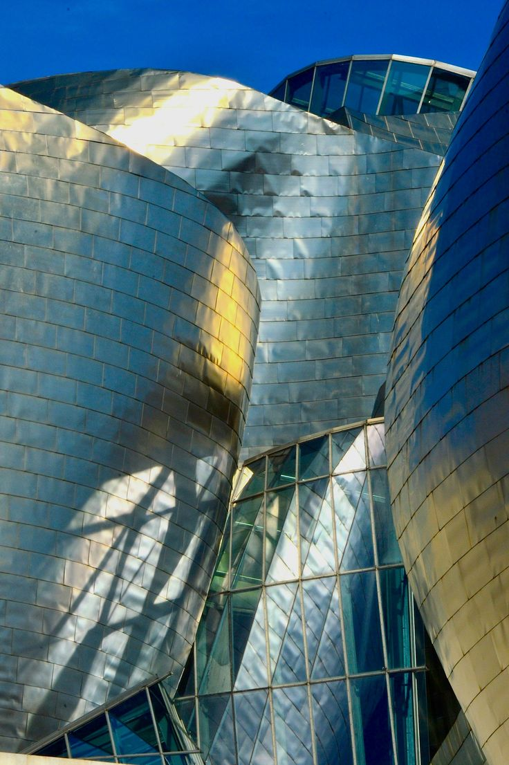 Lasse Persson - The Guggenheim museum in Bilbao, Spain