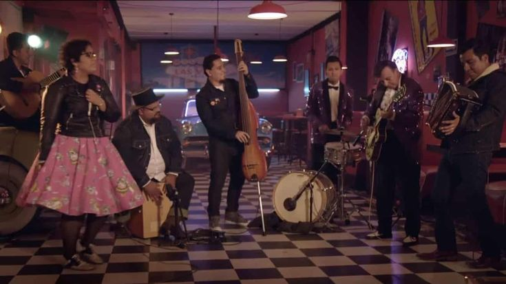 """LA SANTA CECILIA Sings The Praises Of American Multiculturalism Ahead Of The July 4th Holiday, With New Video 'MÉXICO AMERICANO Ft. REBEL CATS"""""""