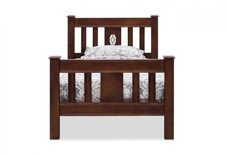 Tully Jumbo Single Bed   Super Amart