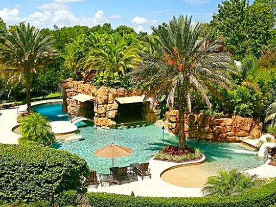 dream backyards on pinterest pool spa backyards and lounge areas