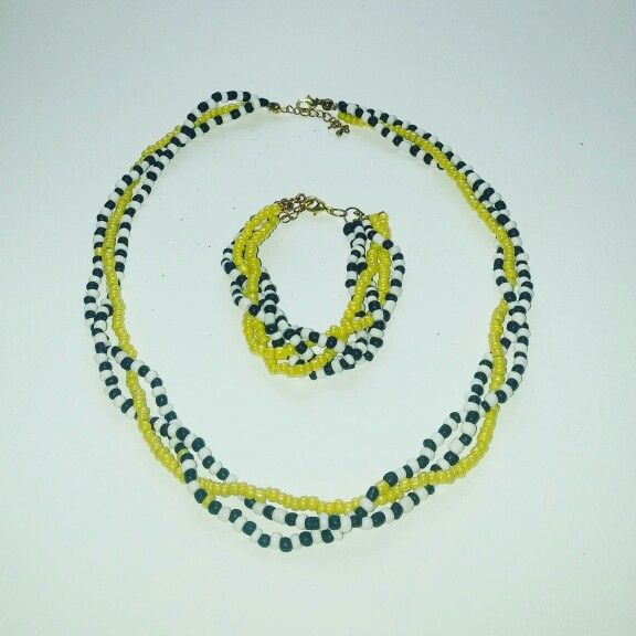 Nyaklánc, karkötő / necklace, bracelet
