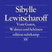 Sibylle Lewitscharoff extemporiert sehr subjektiv, aber gleichzeitig mitreißend und überzeugend über verschiedene Motive in der Literatur - Zeugen, Tod, Helden etwa. Abgesehen vom  Kapitel über die Offenbarung macht ihr Blick Lust aufs Lesen - besonders von schwierigen Texten. Speziell zu empfehlen für Literaturwissenschaftler, die sich schon zu lange nicht mehr mit ihrem Studienfach beschäftigt haben...   Sibylle Lewitscharoff: Vom Guten, Wahren und Schönen