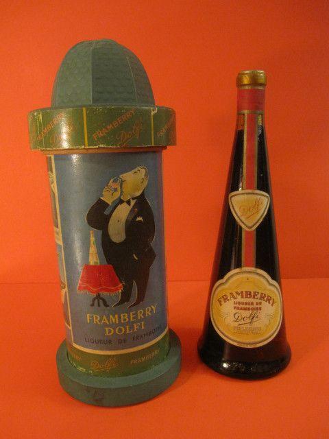 PARIS Colonne Morris Framberry Dolfi Kiosk 1949