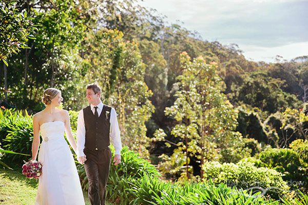 Photography by The Arched Window  Beck from Beautiful Weddings - Gold Coast Hinterland St Bernards Hotel - Mt Tamborine Bayly Allure Di's Hair Design Bridal Wedding Flowers Cakes by Simone Formalwear Express Gold Coast