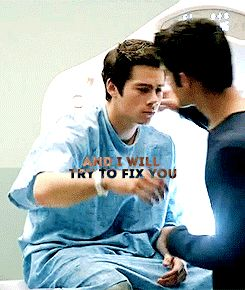 GIF The HUG :)))))))) cannot resist pinning this scene from teen wolf S3E18 again (in my defense it is slightly different ;)