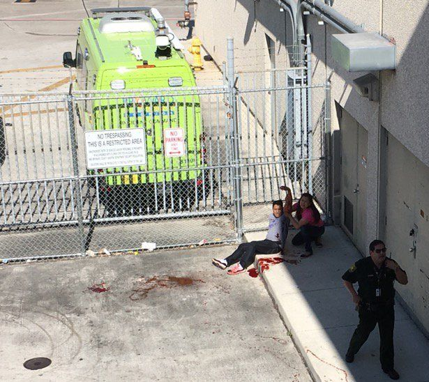 UPDATE: GUNMAN IN CUSTODY 'Esteban Santiago' — DEADLY SHOOTING at Ft. Lauderdale Airport –PHOTOS  Jim Hoft Jan 6th, 2017