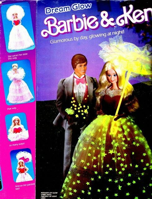 I still have my DreamGlow Barbie!!!