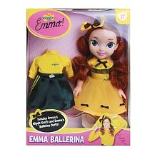 The Wiggles - Emma Ballerina Doll