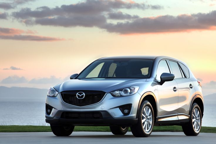 The 2014 Mazda CX-5 is one of the top rated SUVs on TCC.