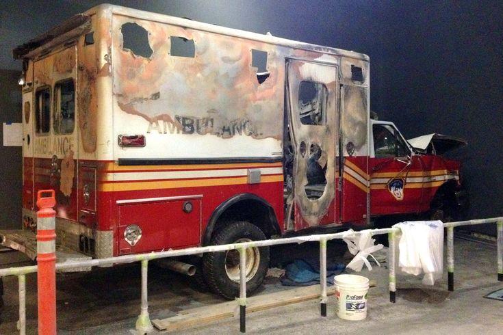 Haunting 9/11 mementos: Inside the WTC museum - New York Post