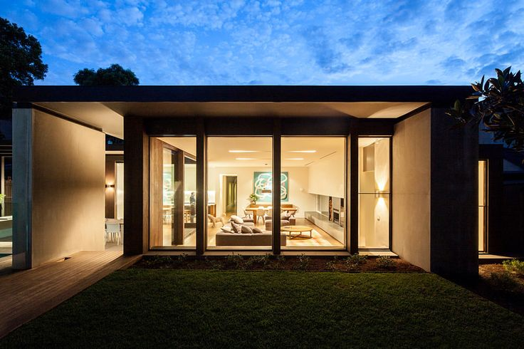 kew house by neil architecture architecture pinterest architecture and house. Black Bedroom Furniture Sets. Home Design Ideas