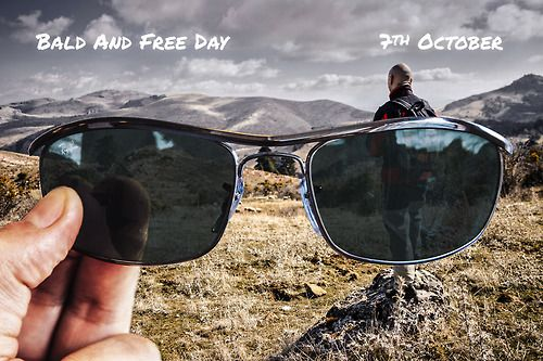 Bald and Free Day // October 7 // #Olympian RB3119 004