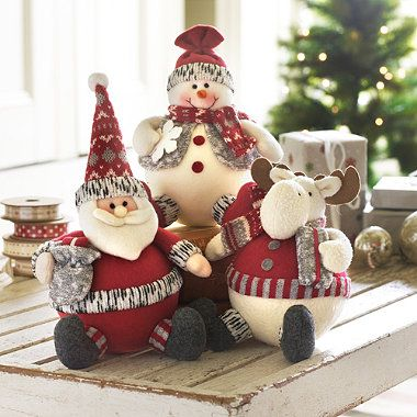Roly-Poly Decorations - From Lakeland