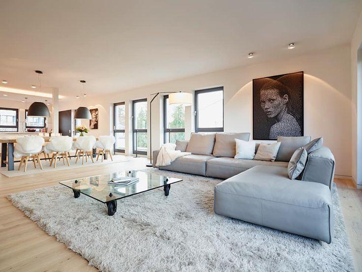 penthouse moderne wohnzimmer von honeyandspice innenarchitektur design - Moderne Wohnzimmerideen