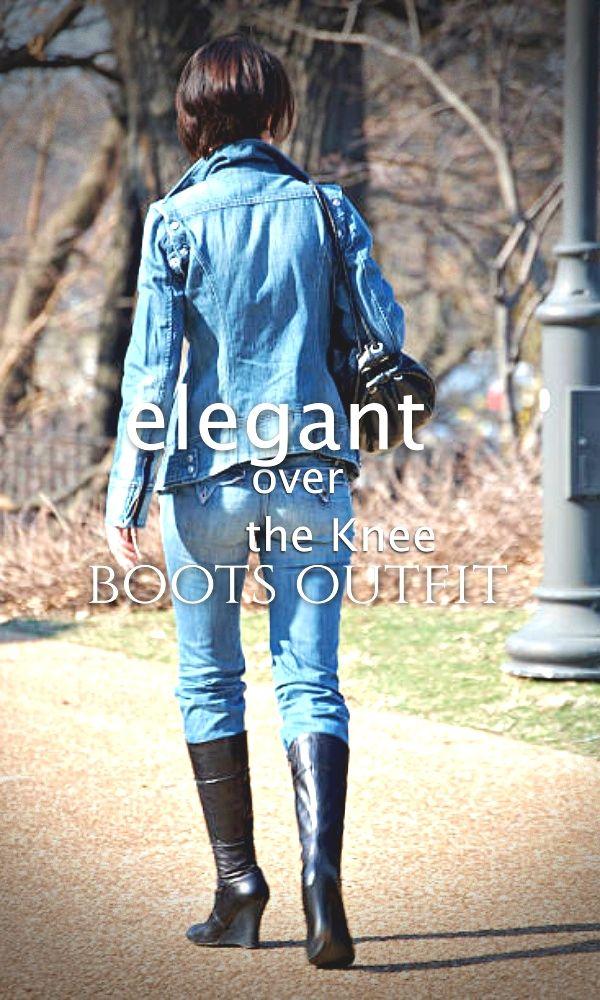 Dress Leggings Boots