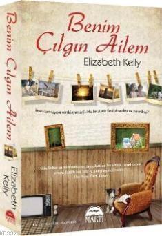 Elizabeth Kellynin insanı kahkahaya boğacak kadar esprili ve akılcı bir dille kaleme aldığı, dram ve komedinin bir arada sunulduğu Benim Çılgın Ailem, aile bağlarını iyileştirmeye ve güçlendirmeye yönelik, affetmeyi ve affedilmeyi öğreten büyüleyici bir roman.    Scala Kitapçı'da 14,45 TL    http://scalakitapci.com/kitaplar/edebiyat/roman1/roman-cagdas-dunya-edebiyati/benim-cilgin-ailem.html