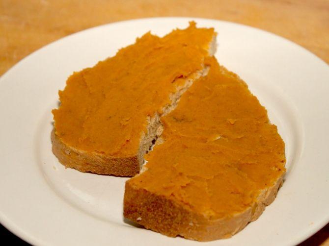 Gyömbéres sütőtökkrém recept