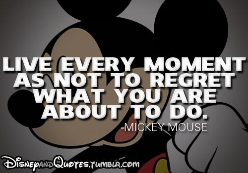 amazing disney quotes to live by -- check out this website