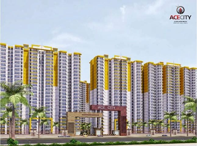 ACE Group presents ACE City is a grand of the address where the people aspire to get the most decent lifestyle, just according to the one they always look out for perfect living. Located in most outstanding place of Noida extension,  Build over an area of 15 acres, this project has settings of premium lifestyle which is liked by all classes of buyers and Investors and affordable.  Visit at:- www.acecity.co.in Call Us At: +91-8010007788