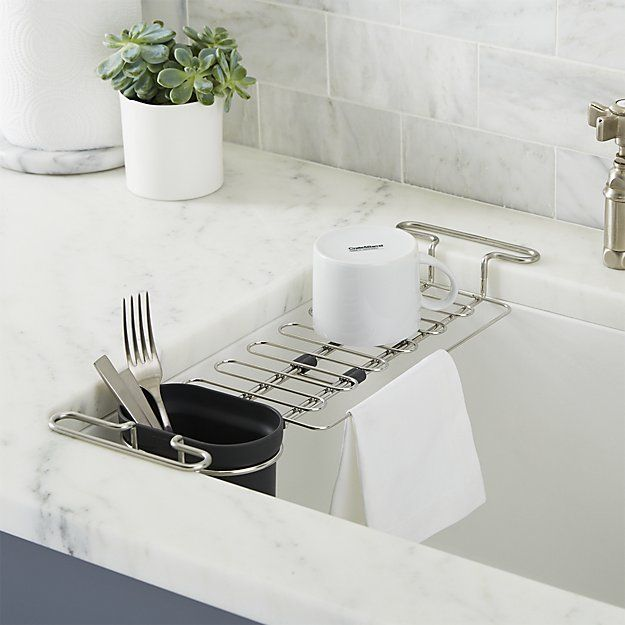 shop kohler sink utility rack organize your sink and improve workflow with this handy utility - Kohler Sple Dienstprogramm Rack