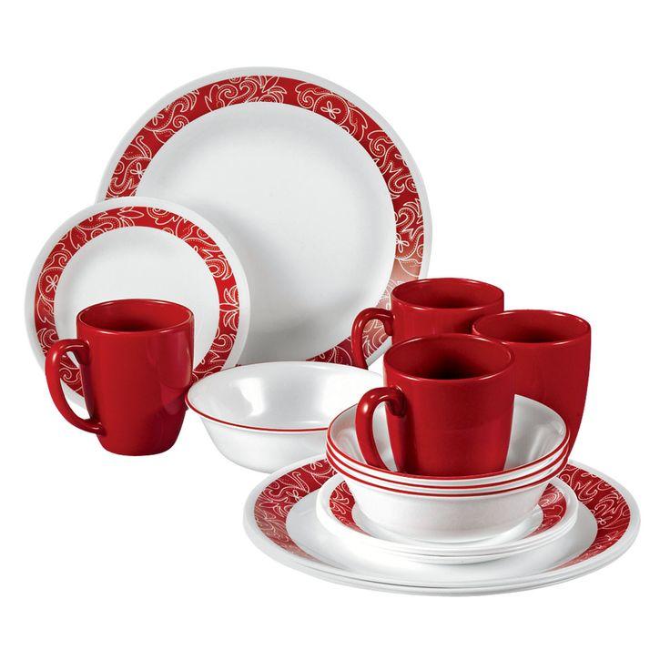 338 best Corelle Dinnerware images on Pinterest | Corelle dishes ...