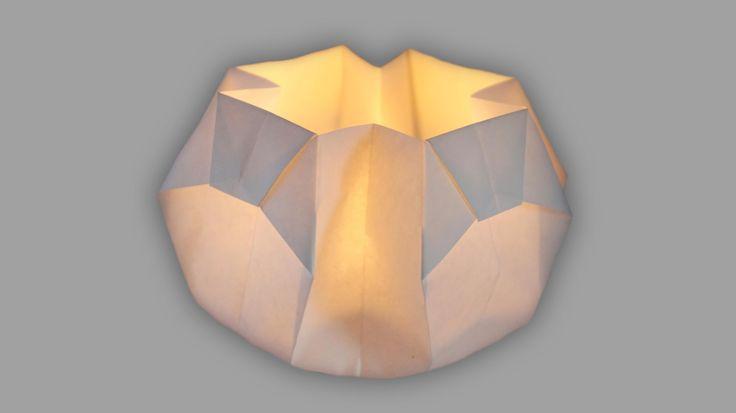 die besten 25 origami laterne ideen auf pinterest papierlaterne origami ballon und diy. Black Bedroom Furniture Sets. Home Design Ideas