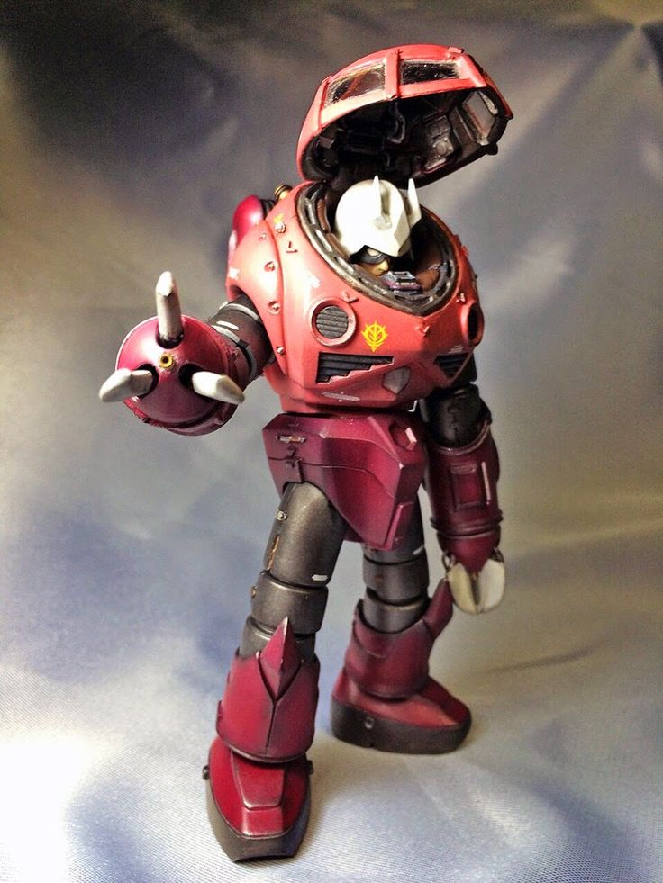 GUNDAM GUY: Sneaker Z'Gok - Custom Build