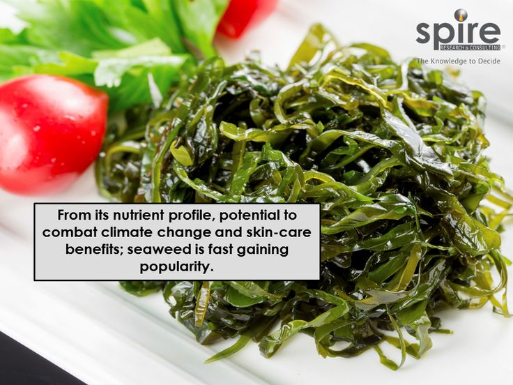 From its nutrient profile, potential to combat climate change and skin-care benefits; seaweed is fast gaining popularity.  #Spire#Healthcareindustry#Healthcare2017#Daretobefit#Seaweed#Wildfood#Trivia