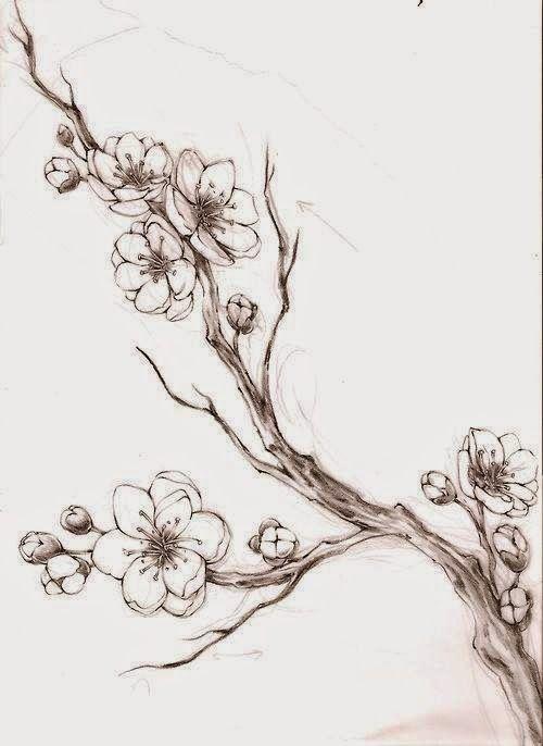 100 Tatuajes de la flor del cerezo o Sakura