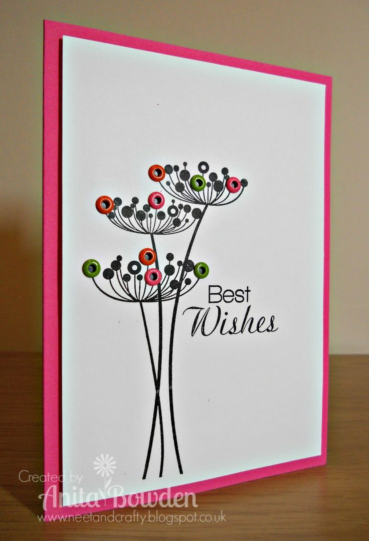 42 Best Say It With A Card With Eyelets Images On Pinterest Card