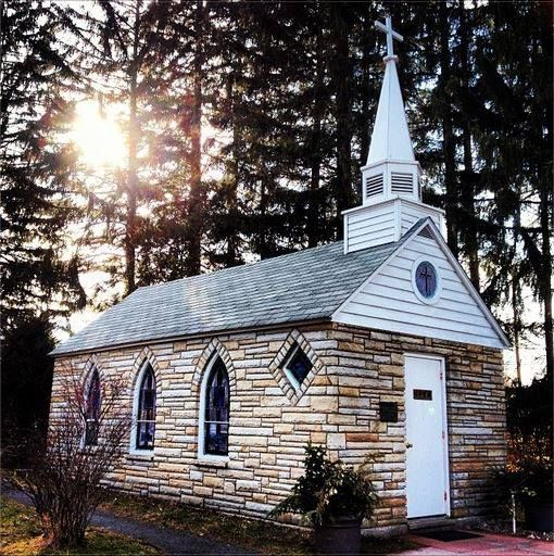 There Is No Chapel In The World Like This One West Virginia