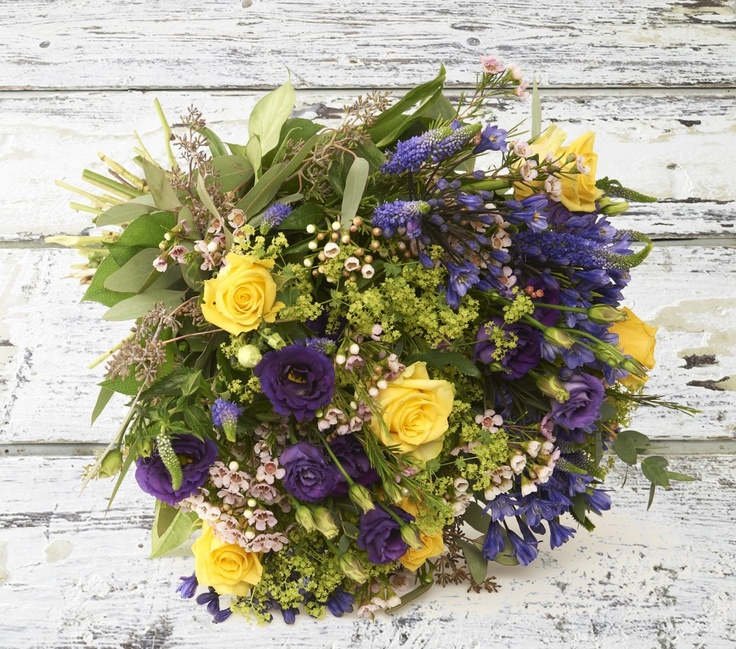 Forfriskende buket | Happyflower.dk