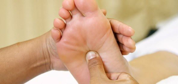 Reflexology Treatment for Fibromyalgia – Causes, Treatments and Pressure Points