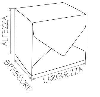 Tutorial per realizzare una busta spessorata con envelope punch board