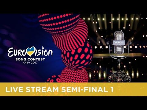 Eurovision Song Contest 2017 - First Semi-Final - Live #Eurovision #Eurovision2017 #Евровидение  #Евровидение2017 #Live #Music #Video #YouTube